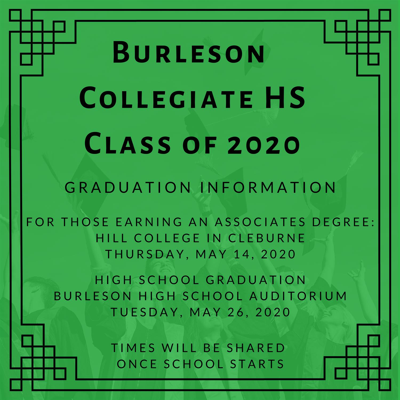 Burleson Collegiate High School / Homepage