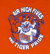 Air High Fives and Tiger Pride