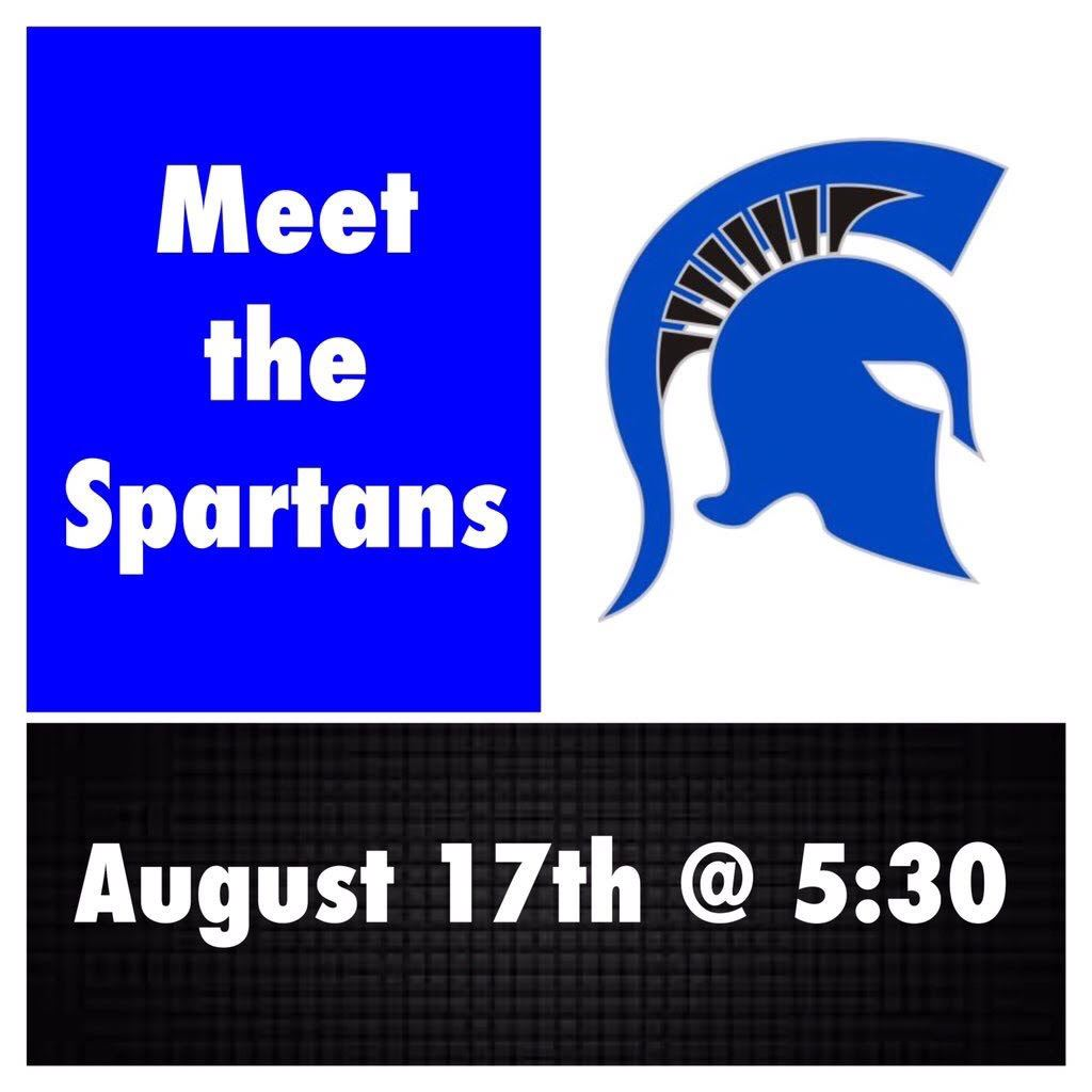 """Meet the Spartans"" Information"