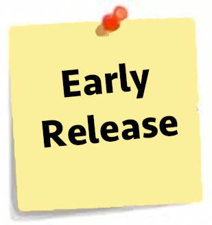 Junior/Senior Early Release Information