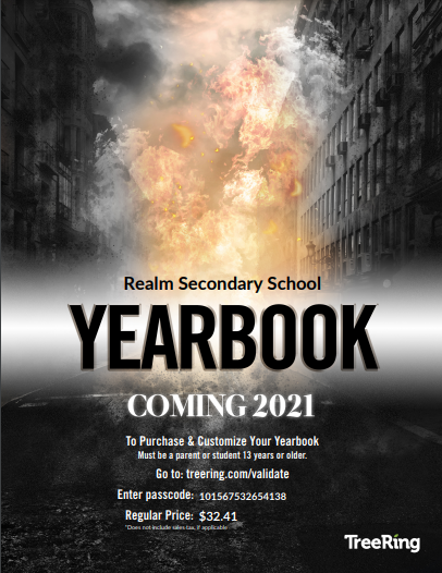REALM Secondary Yearbook