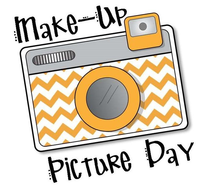 clip art camera make up picture day
