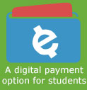eWallet  a digital payment option for students