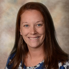 Photo of Heather Wright - November Teacher of the Month