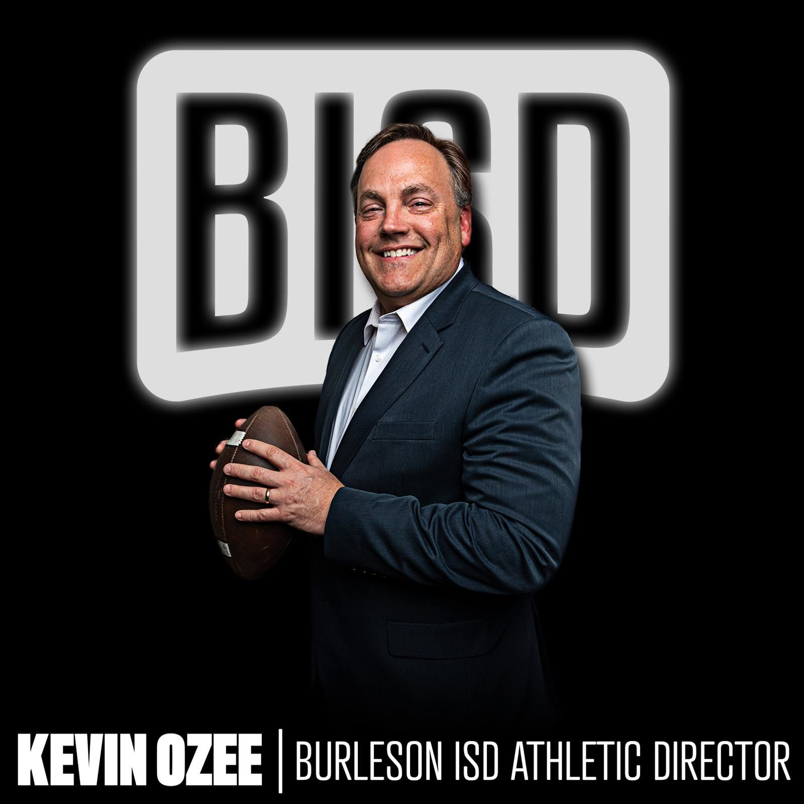 Image of new BISD Athletic Director Kevin Ozee