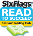 6 Flags Read to Succeed