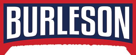 Burleson Independent School District logo